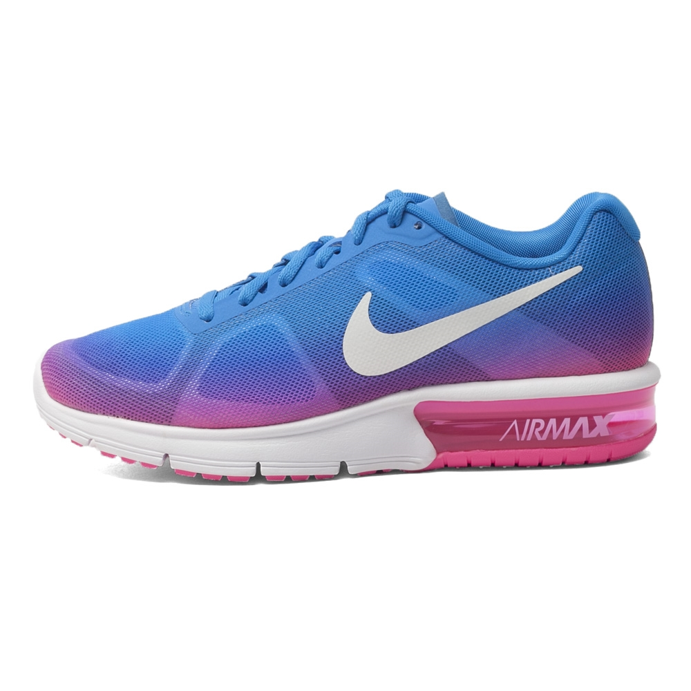 outlet store sale 3eb59 ab5de Get Quotations · 2016 women s nike nike nike air max sequent running shoes  719916