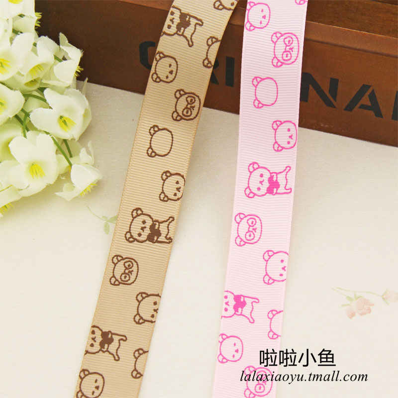 22mm samelitter ribbon headdress hairpin hairpin hairpin bow hair bands handmade diy materials accessories production