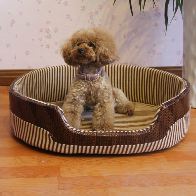 25 provincial shipping pet nest kennel four seasons small and medium-sized dog kennel washable dog bed dog cat litter mat
