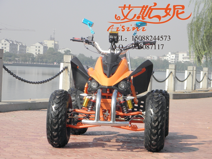 250 water cooled big mars atv four 12-inch aluminum wheels 10 four atv motocross dual exhaust