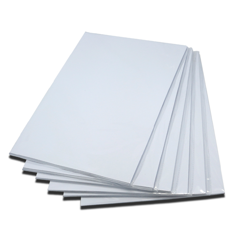 260g 270g 280g rc rc photo paper a4 glossy photo paper inkjet photo paper no back print a4 paper 20 Zhang