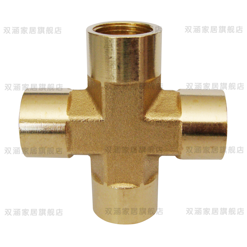 "3 minutes and 3/8 ""water pipes inside the tooth copper pipe fittings copper wire inside the copper stone stone cross stone"