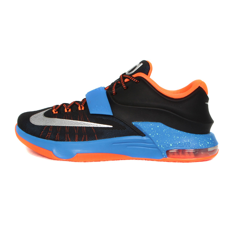 new style f9296 f43b5 Get Quotations · 35 nike nike kd7 vii ep durant thunder 7 generations men s  basketball shoes 653997-004