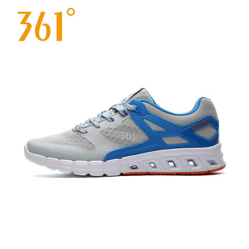 361 degree men's 2016 spring and summer leisure sports shoes lightweight breathable mesh mesh shoes sports shoes 571626719
