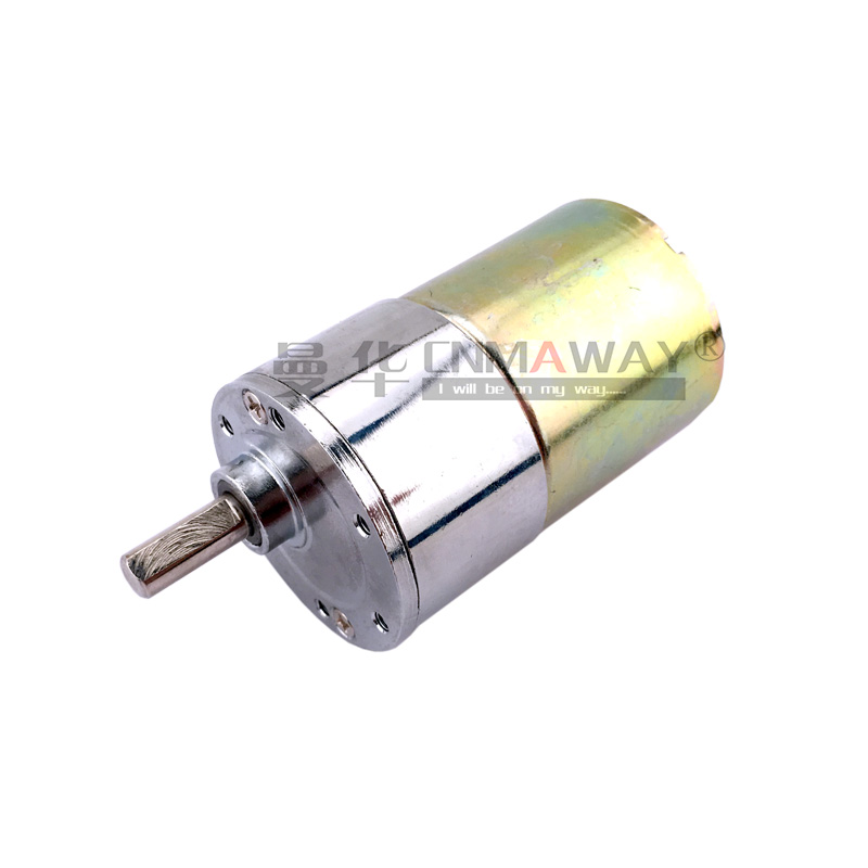 37mm dc12v 500 rpm high torque dc geared motor speed reversible motor ZGB37RG8.7i