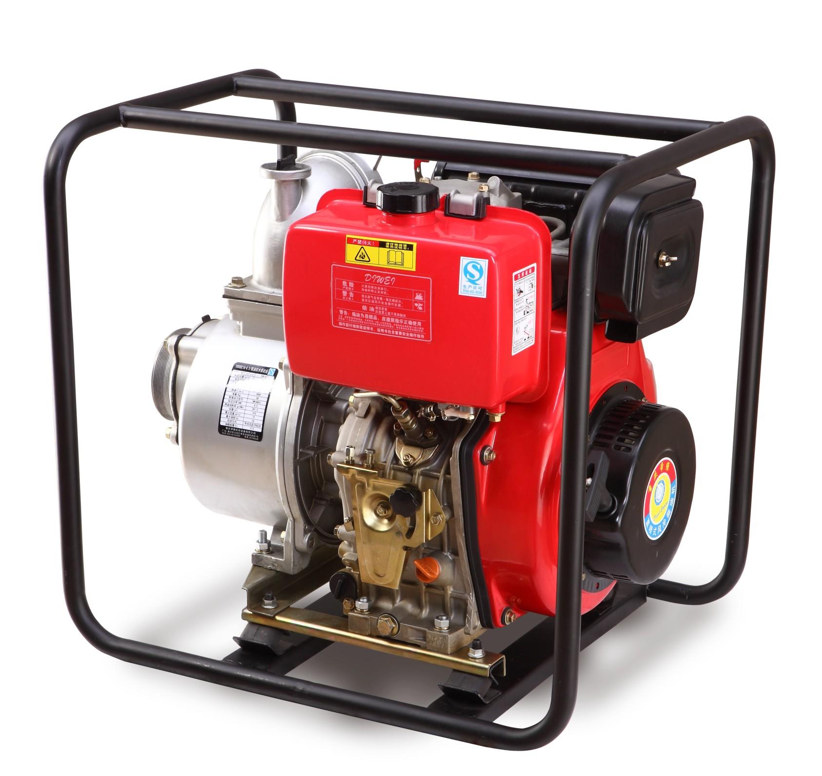 Get Quotations · 4 inch 186 authentic agricultural diesel pump priming pump  diesel pump pumping water pump irrigation machine