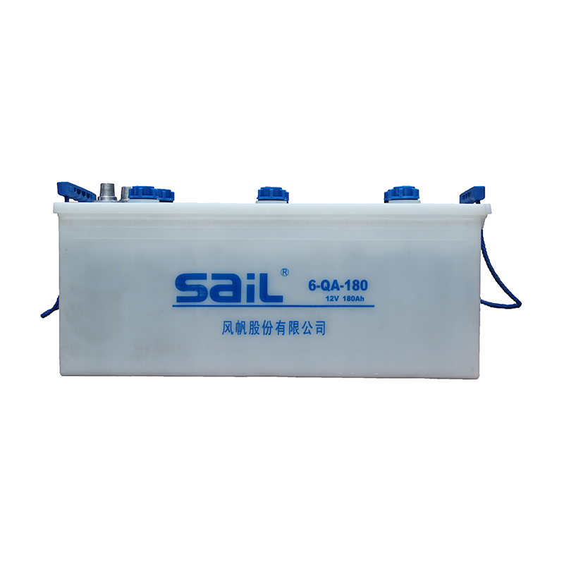 6-QA-180SAIL fillet/large cargo sailing battery car/truck/engineering and other less maintenance battery