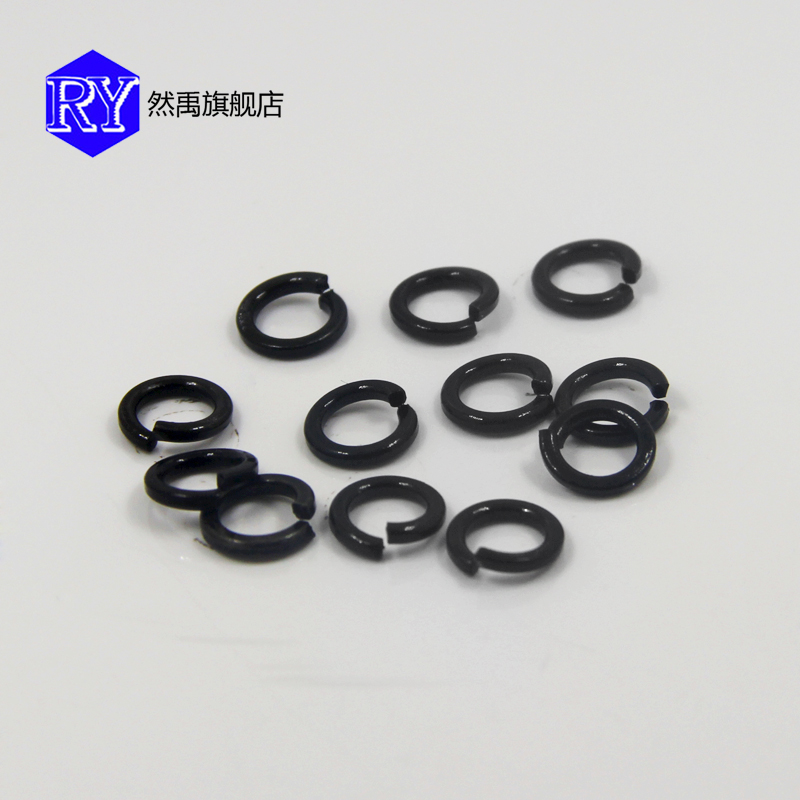 8 grade black washers spring washers spring washer spring washer spring washer opening spring washer washer m3-m30