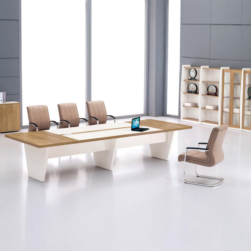 9697 shanghai office furniture conference table conference table long table conference table long table minimalist modern office furniture