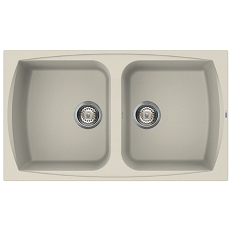 A ai ai qi yue sink dual slot vegetables basin kitchen sink living 450