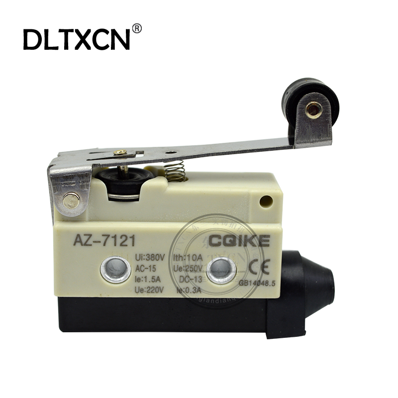 A grade high quality small horizontal micro switch az-7121 limit switch limit switch limit switch