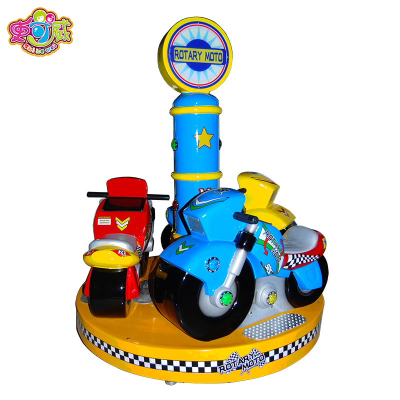 A history of viagra racing motorcycle large indoor children's amusement coin rotating carousel amusement game