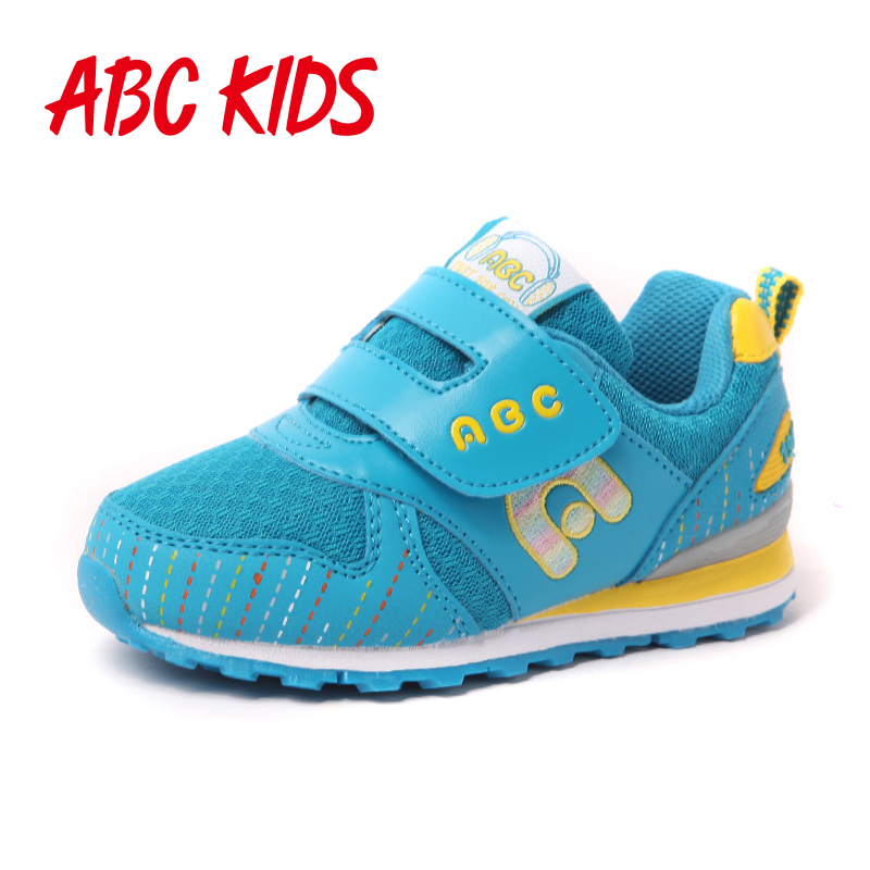 Abc boys 2016 fall new boys sports shoes children casual shoes breathable mesh boy shoes