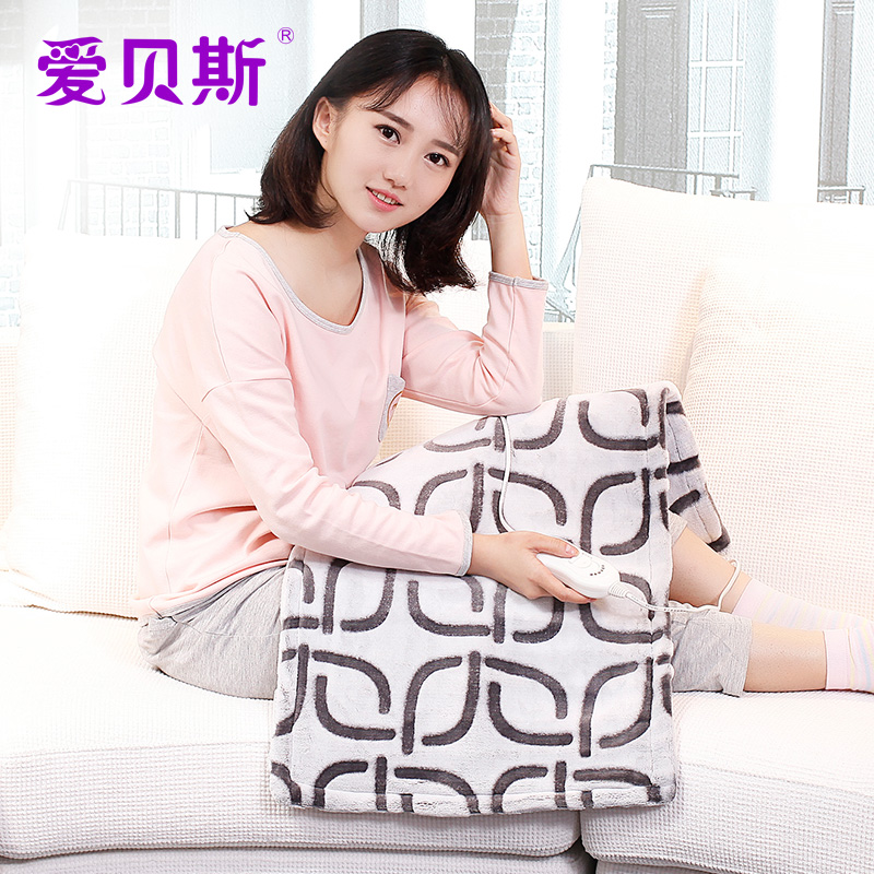 Abx knee blanket electric heating pad electric heating pad heating pad warm feet warm blanket to warm up the knee warm warm warm shoulder pad hand warmer Warm feet warm treasure
