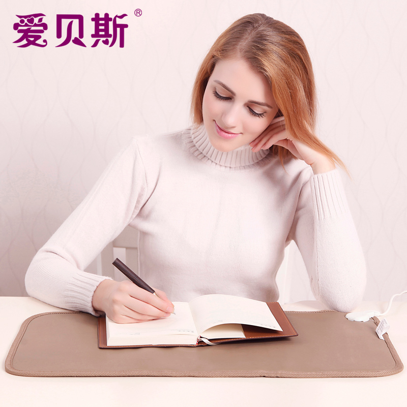 Abx warm heating pad warm hand warmer mat electric heating pad writing pad office desk mat treasure warm heating pad mat