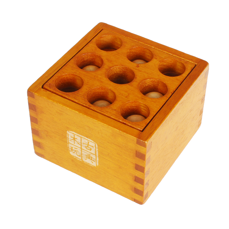 Adult children's educational toys disassembly ming lock burr puzzle classic wooden toys thirty-six meter free shipping