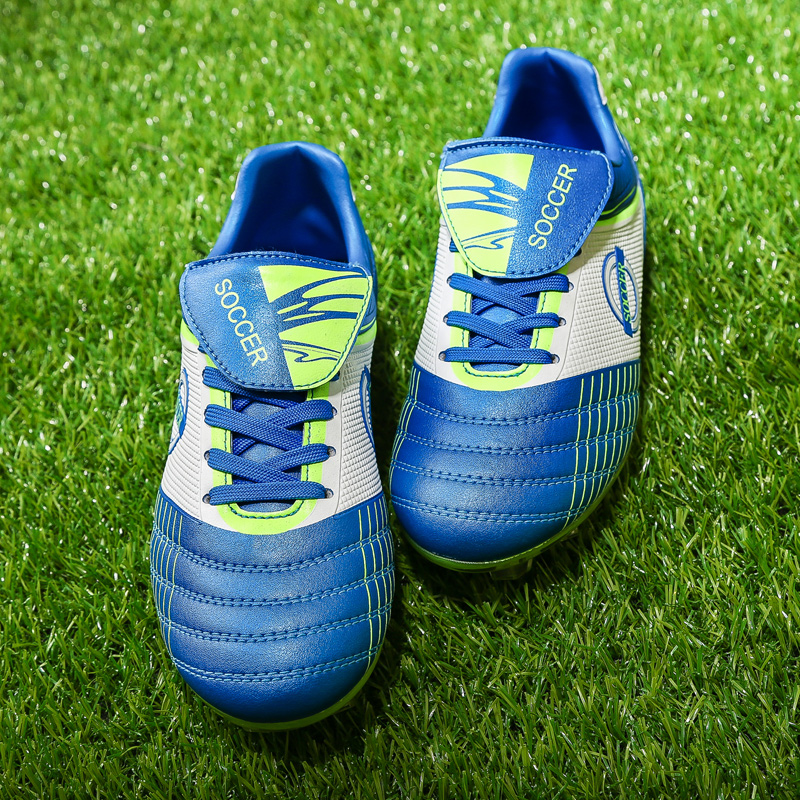 59cfbe10a Get Quotations · Ag soccer shoes football shoes broken nails nail tf artificial  turf shoes for children spike professional