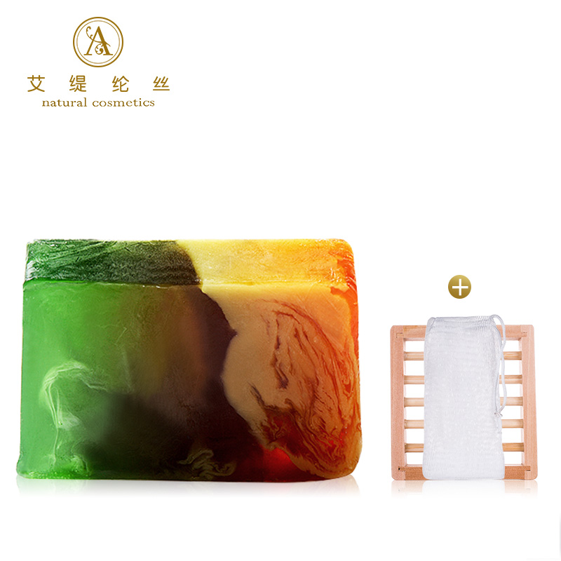 Ai ti纶ä¸eucalyptus fresh cut soap soap balance oil pores moisturizing oil replenishment