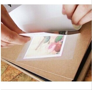 Album album diy accessories handmade baby album album prerequisite korea isolated from the air protection dedicated photo cold laminating film
