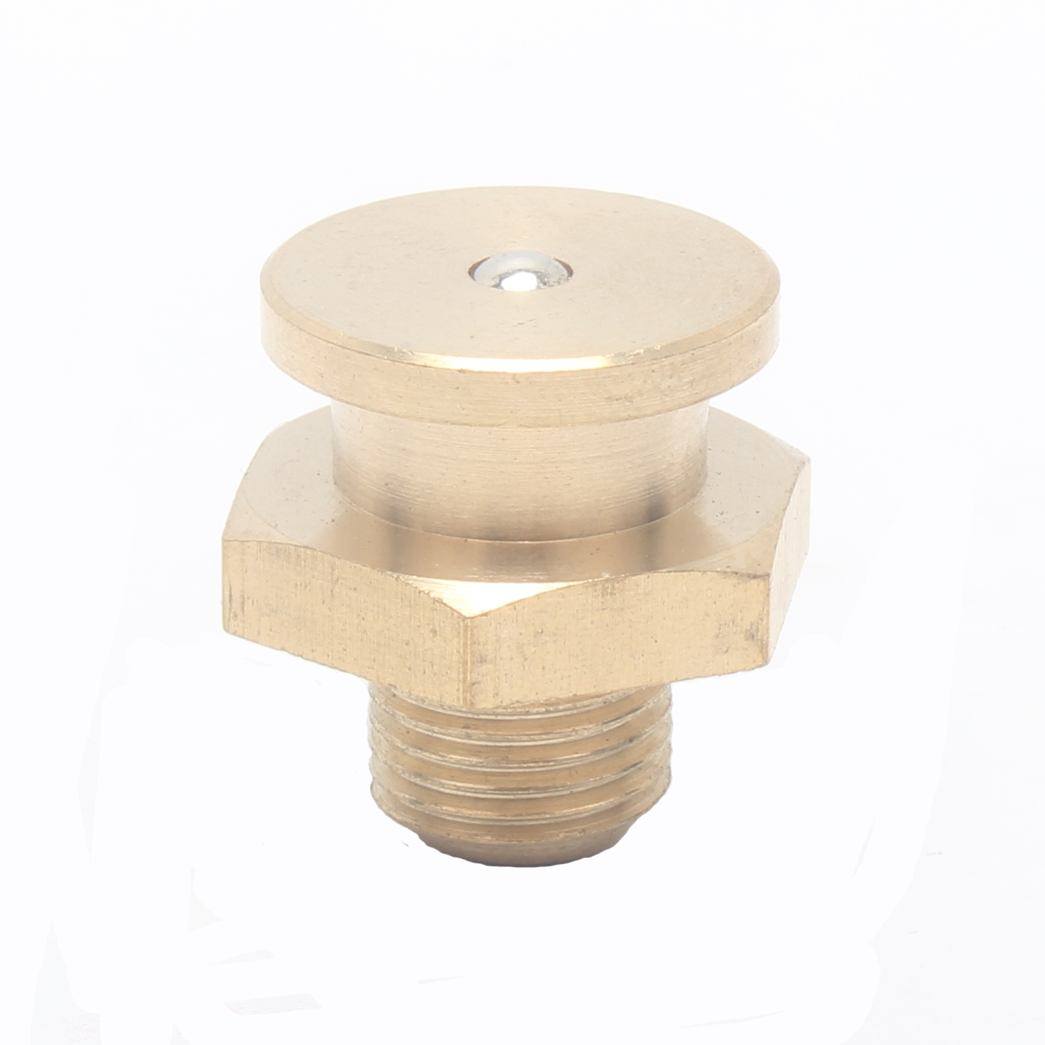 All copper flat button glib applanation injection nozzle marine flat button glib glib flathead glib glib flat