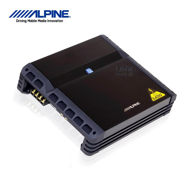 Alpine pmx-f6404 car amplifier 4 channel amplifier car amplifier car audio amplifier car amplifier speaker