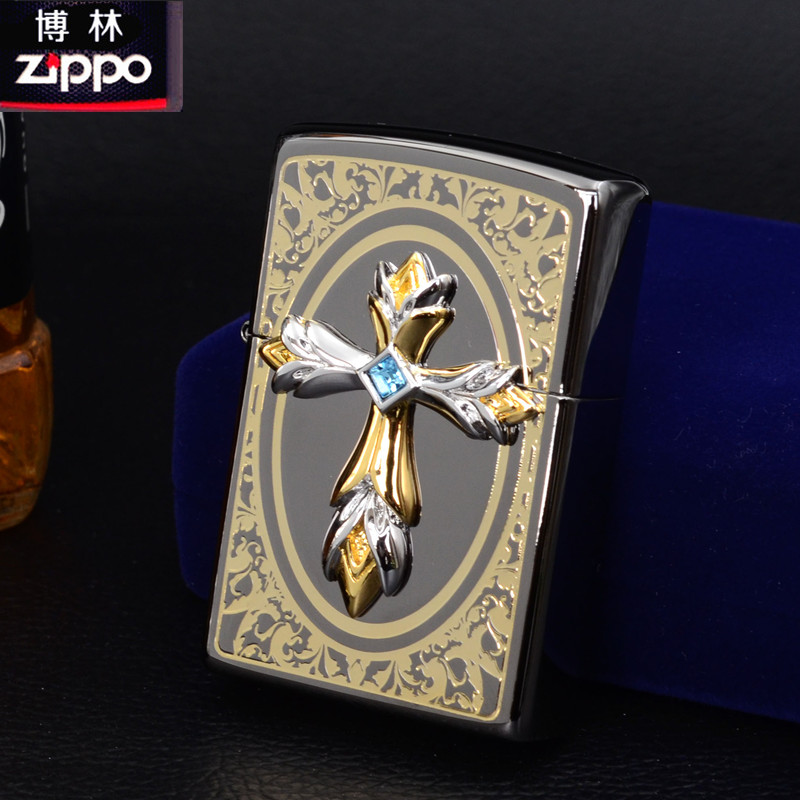 American original zippo zippo lighters black ice double blue crystal engraved black ice black ice black ice cross posted chapters of prayer