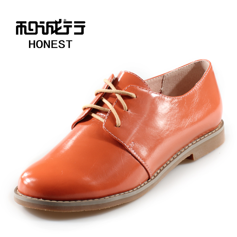 And prudential bank and pull herlion2015 new spring fashion solid color leather casual shoes 0840068