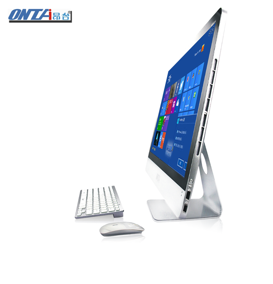 Ang 27 inch thin genuine one computer core i7 gaming desktop computer host machine