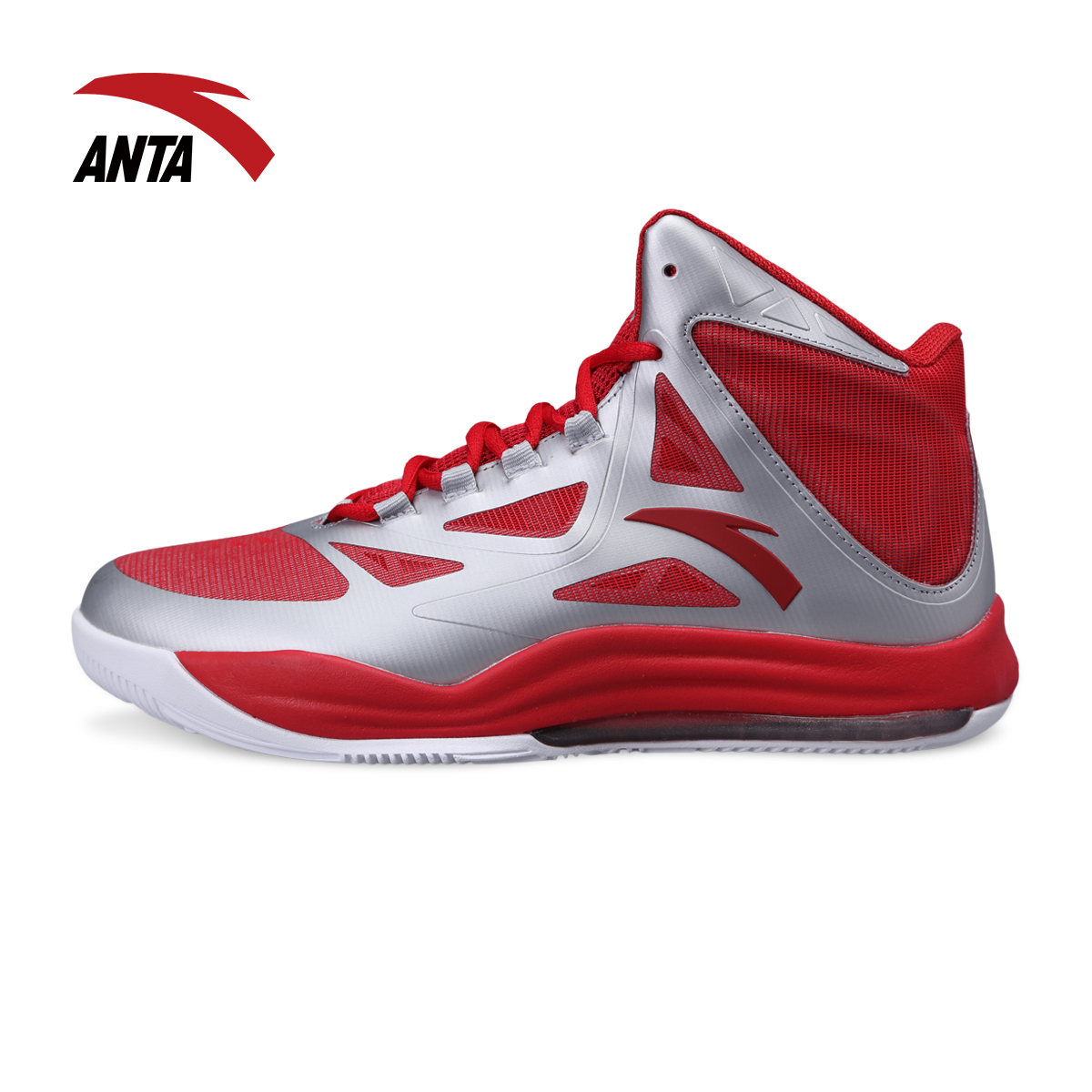 Anta basketball shoes men high shoes summer breathable men's basketball reeboks nba shoes wear and sports shoes basketball shoes