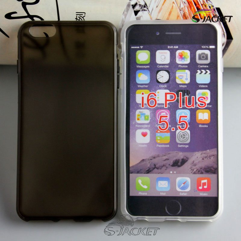 Apple/apple iphone 6 plus s (5.5 inch) jelly type outside the cell phone protective cover tpu soft shell
