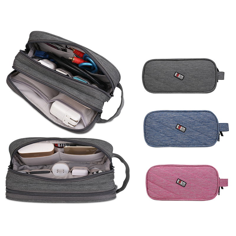 Apple power mouse bubm data cable charger charging treasure digital storage bag storage bag phone headset box