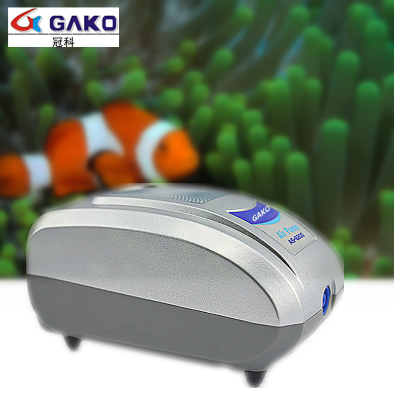 Aquarium fish tank oxygen pump ultra quiet aquarium fish tank oxygen pump oxygen pump chong oxygen pump oxygenation pump oxygen oxygen machine for small fish oxygenase Hit the oxygen