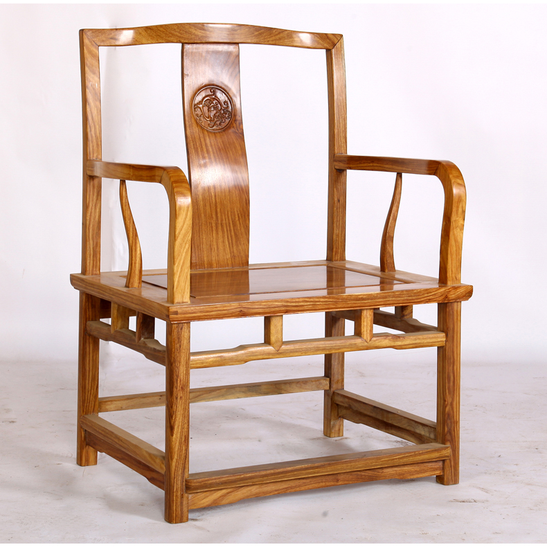 Arts wing hin chinese court mahogany furniture hedgehog rosewood rosewood armchairs ming and qing classical antique wood chair