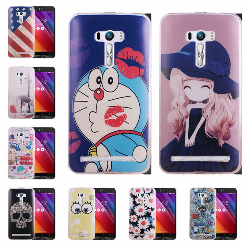 Asus asus zenfone selfie ZD551KL asus phone shell mobile phone sets shell protective sleeve painted shell