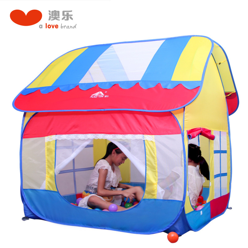 Australia le play house children's tent large house baby toys 0-1-year-old ocean ball game house tent baby toys for children