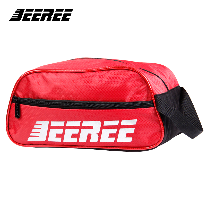 Authentic jerry jeeree badminton shoe sneakers shoe bag wash bag waterproof portable shoe odor and dust