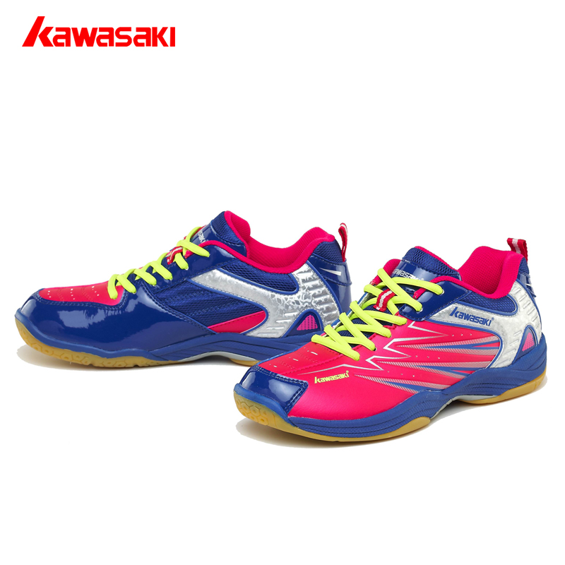 Authentic kawasaki badminton shoes badminton shoes men's sports shoes cushioning k053 reeboks badminton shoes authentic