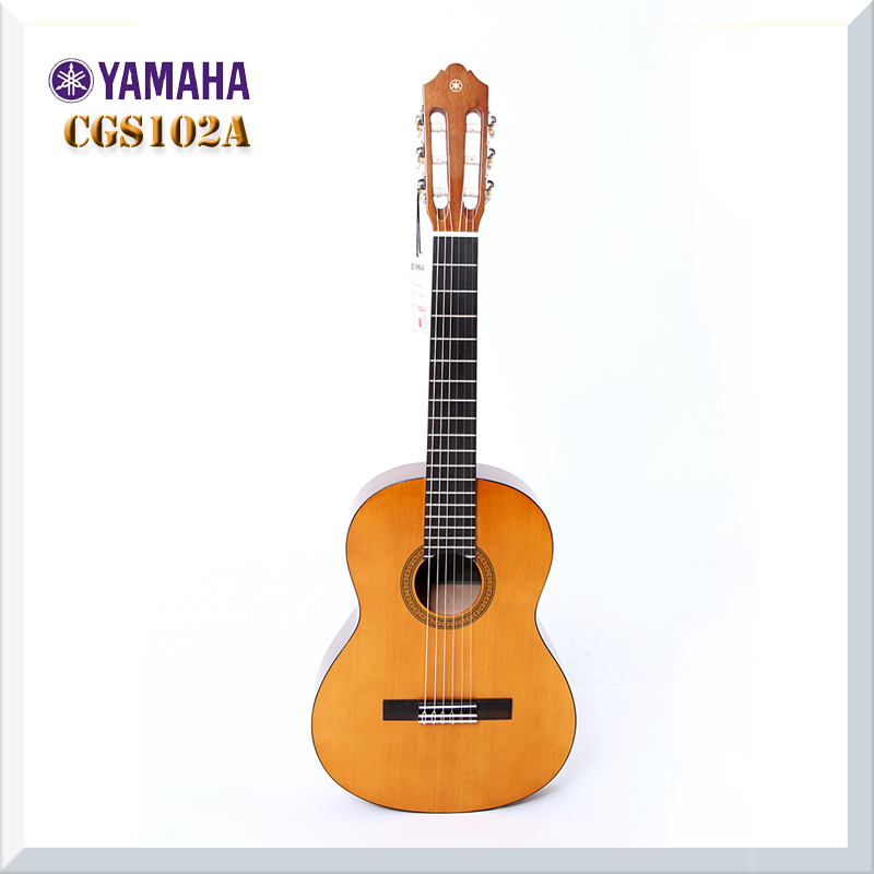 Authorized genuine yamaha yamaha cgs102a/about 34 classical guitar beginner guitar small children