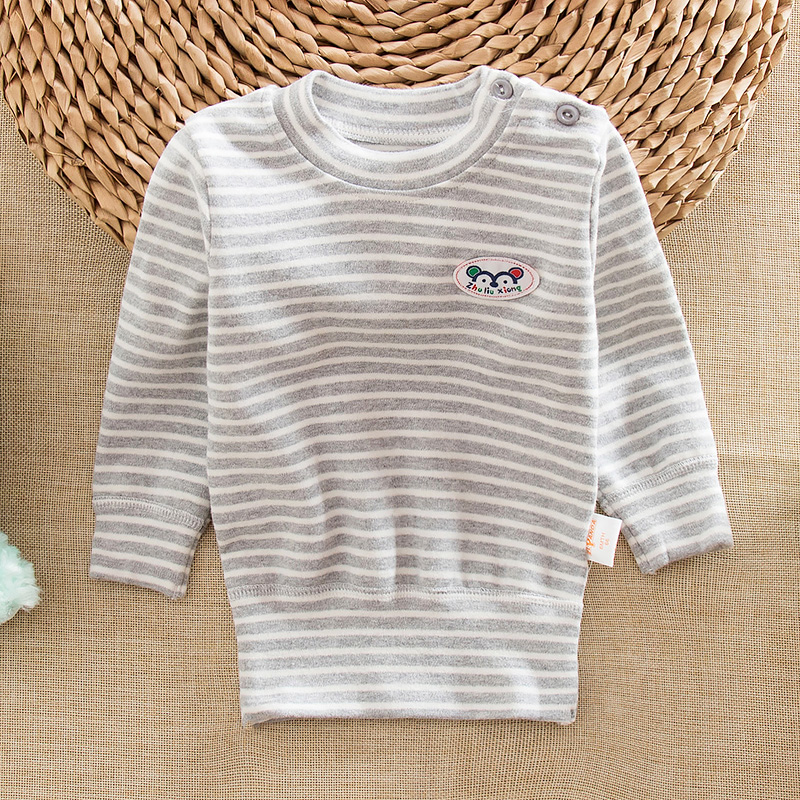 Autumn baby care baby belly baby care belly underwear bottoming shirt qiuyi spring and autumn children's underwear shirt qiuyi clothes