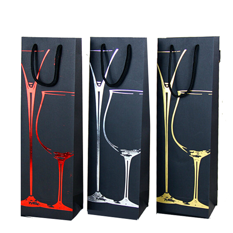 Get Quotations · B section bag wine bag wine bag double vessel wine gift bags wine