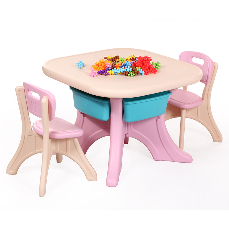 Get Ations Baby Desk Study Tables And Chairs Set Table Combination Of Children S Plastic Early