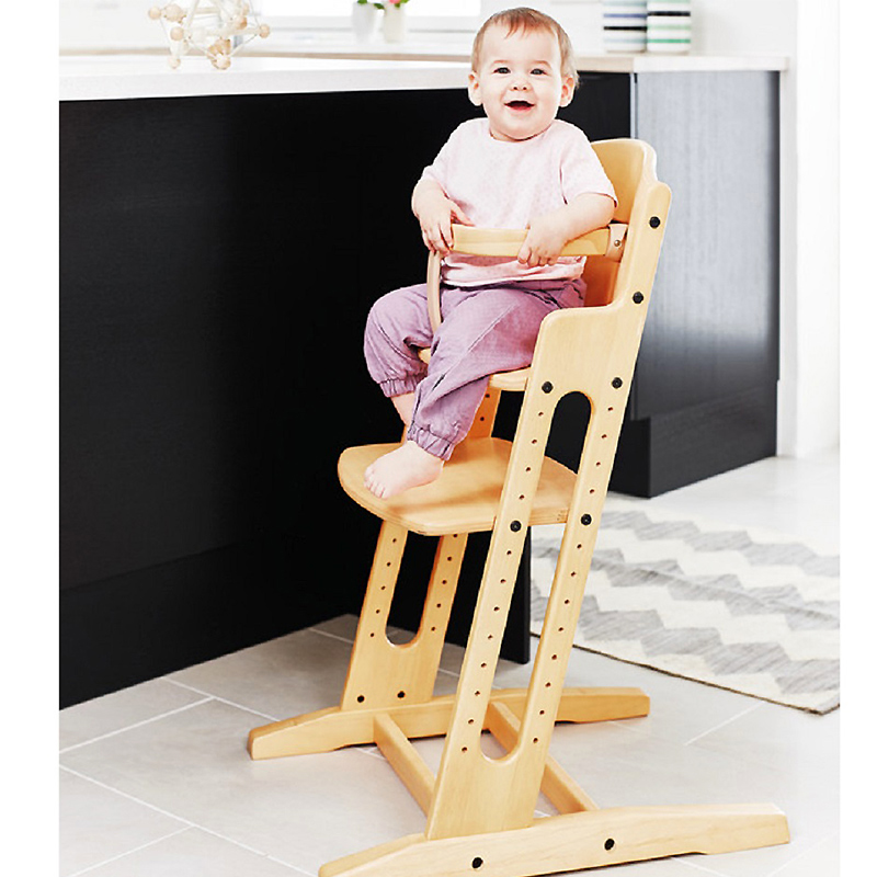 Babydan dining chair multifunction baby eating solid wood dining chair dining chair multifunction portable folding dining chairs for children