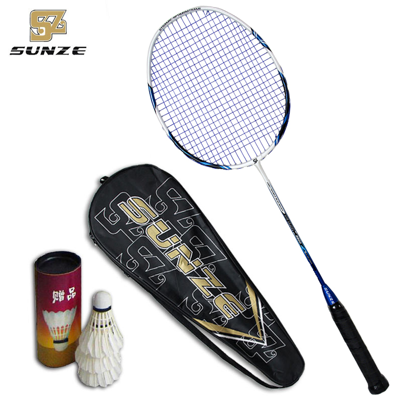 Badminton racket badminton racket ultralight full carbon badminton racket genuine special offer free shipping one badminton racket badminton racket to send badminton