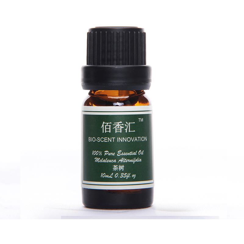 Bai hong department of tea tree oil 10 ml unilateral/india pale/oil control/refreshing