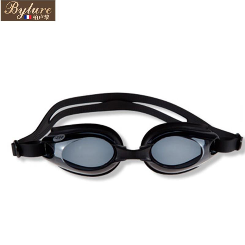 c5132c840b Get Quotations · Bai lu lai 2016 can be customized degree water fog goggles  myopia swimming goggles big box