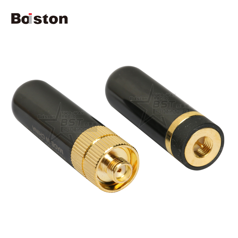 Baiston accessories mini walkie talkie short antenna thumb aerial antenna 805 antenna length 4 CM