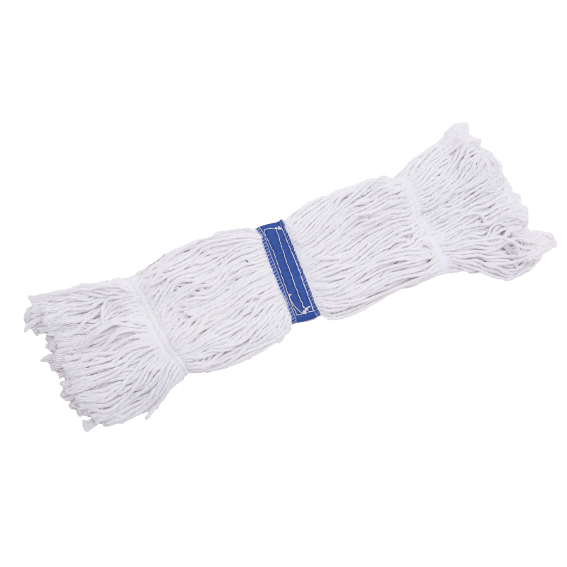 Baiyun wax tractors heavier thicker 400g whole cotton removable super absorbent cotton mop head home
