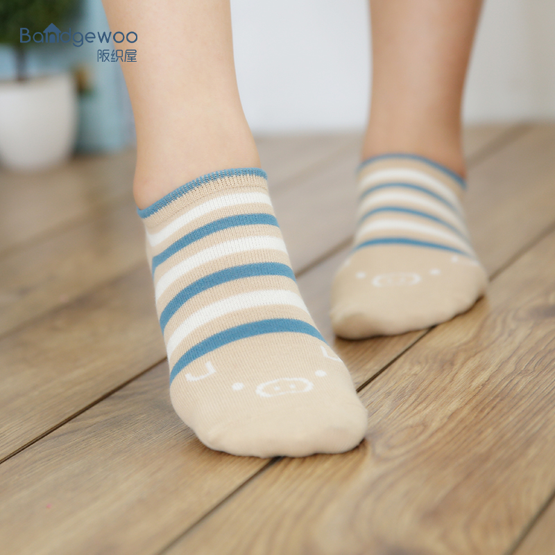 Bando weaving house 2016 spring and summer genuine shuban piggy japanese female socks socks shallow mouth breathable to help low slip lines