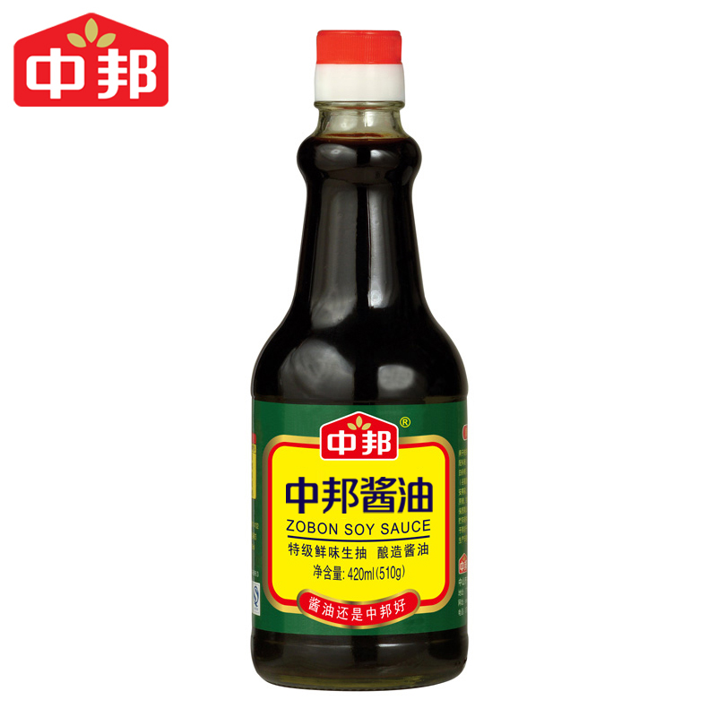 Bang bang 420 ml * 1 bottles of soy sauce brewing premium soy sauce soy sauce