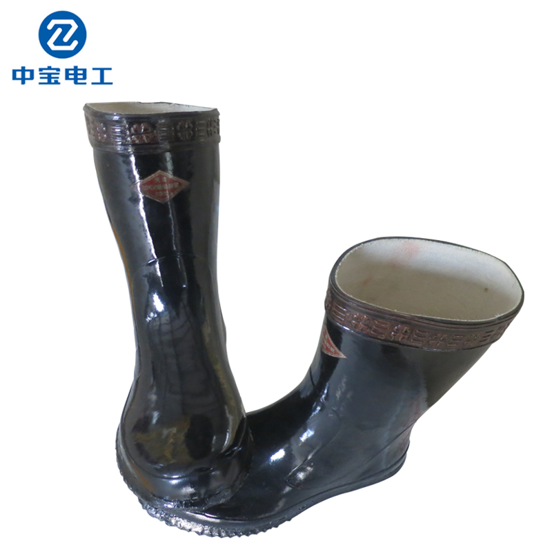 Bao 20kv electrical insulation boots insulated boots insulated boots insulated electrical insulation safety